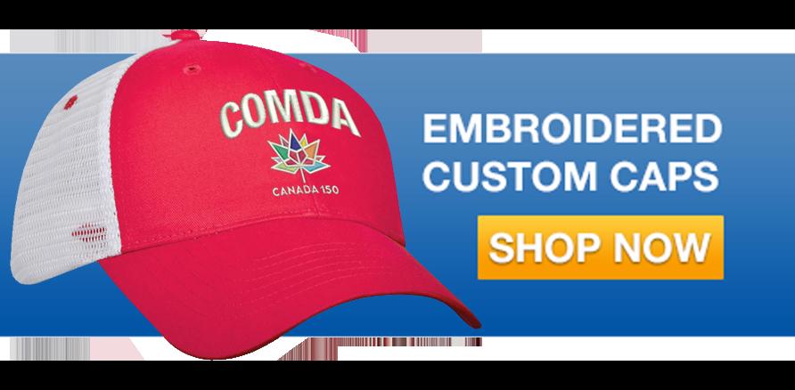 COMDA Caps