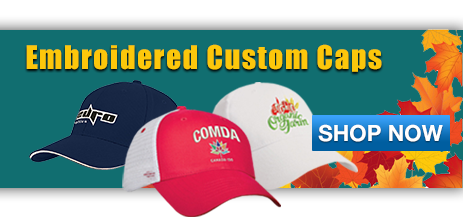 Fall Sale on COMDA Caps