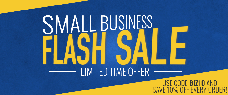 Small Business Flash Sale