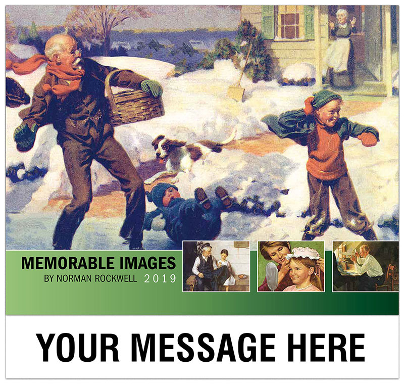 Memorable Images by Norman Rockwell