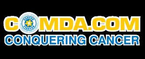 COMDA Gives Logo