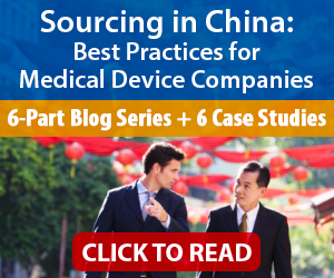 Pacific Bridge Medical - Sourcing in China: Best Practices for Medical Device Companies