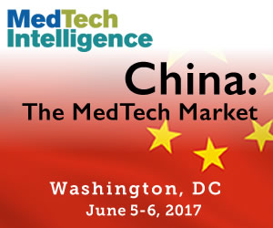 China: The MedTech Market - June 5-6, 2017 - Washington, DC