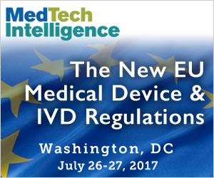 The New EU Medical Device & IVD Regulations - July 26-27, 2017 - Washington, DC