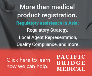 Pacific Bridge Medical - More than medical product registration. Regulatory assistance in Asia.