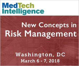 New Concepts in Risk Management Conference - March 6-7, 2018 - Washington, DC