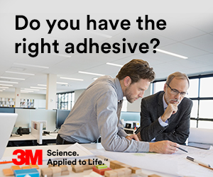 3M - Do you have the right adhesive?
