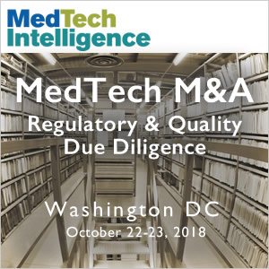 MedTech M&A: Regulatory & Quality Due Diligence