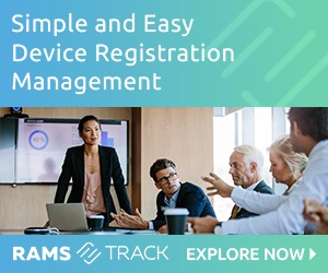 Emergo by UL - Simple and Easy Device Registration Management - RAMS TRACK