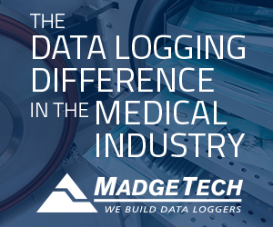 Madge Tech - The Data Logging Difference in the Medical Industry