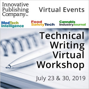 Technical Writing Virtual Workshop - July 23 & 30, 2019