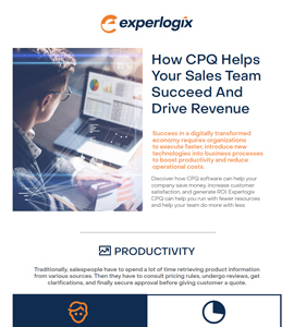 How CPQ Helps Your Sales Team Drive Revenue and Increase Profits