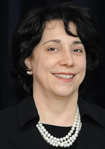Kolaleh Eskandanian, Ph.D., MBA, PMP, vice president and chief innovation officer at Children's National Health System.