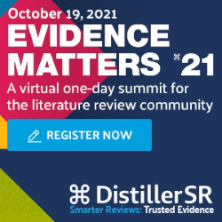 Evidence Partners Incorporated - Evidence Matters '21