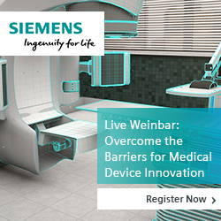 Siemens - Live Webinar: Overcome the Barriers for Medical Device Innovation