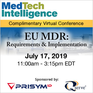EU MDR: Requirements & Implementation Complimentary Workshop - July 17, 2019 - 11:00am EDT