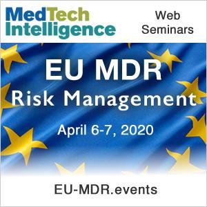 EU MDR Risk Management Web Series - April 6-7, 2020