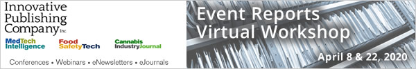 Event Reports Virtual Workshop - April 8 & 22, 2020