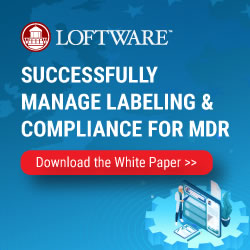 Loftware - Successfully Manage Labeling & Compliance for MDR