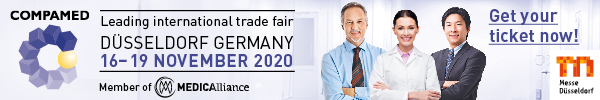 Compamed - Düsseldorf Germany - 16-19 November, 2020