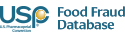 USP Food Fraud database