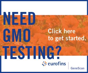Eurofins - Need GMO Testing? Click here to get started.