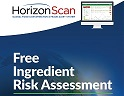 Request A Complimentary Ingredient Risk Assessment.