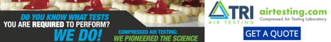 Tri Air Testing - Do you know what tests you are required to perform? We Do!