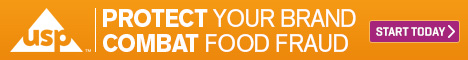 USP - Protect Your Brand - Combat Food Fraud
