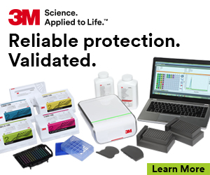 3M - Reliable protection. Validated.