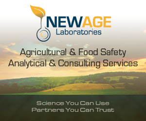 NewAge Laboratories - Agricultural & Food Safety Analytical & Consulting Services