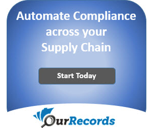 Our Records - Automate Compliance across your Supply Chain