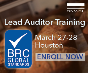 DNV-GL - Lead Auditor Training - March 27-28 - Houston, TX - Enroll Now