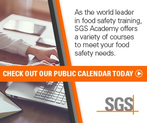 SGS Training - Check out our public calendar today