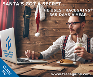 TraceGains - Santa's Got a Secret...