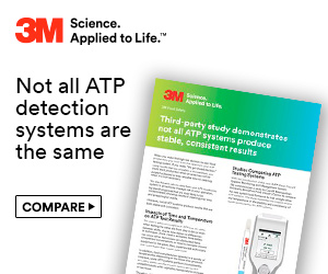 3M - Not all ATP detection systems are the same