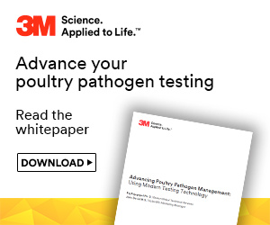 3M - Advance your poultry pathogen testing