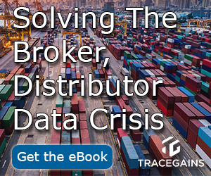TraceGains - Solving the Broker, Distributor Data Crisis - Get the eBook
