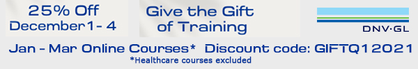 Give the gift of training