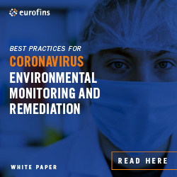 Eurofins - Best Practices for Coronavirus Enironmental Monitoring and Remediation