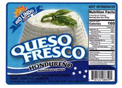El Abuelito Cheese of Paterson, NJ is recalling all Queso Fresco