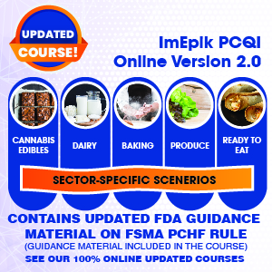 ImEpik - Updated Course PCQI Online Version 2.0