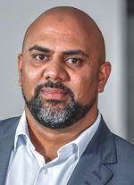 Hussain Suleman, Sigfox U.S.A.