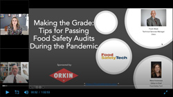 Making the Grade: Tips for Passing Food Safety Audits During the Pandemic