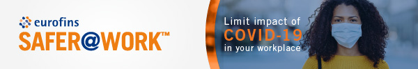 Eurofins - Safer@Work - Limit impact of COVID-19 in your workplace