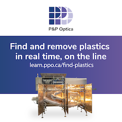 P&P Optica - Find and remove plastics in real time, on the line