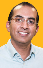 Sanjay Sharma, Roambee
