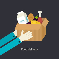 Home Food Delivery: 'It's Kind of a Wild West Out There'