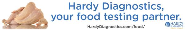 Hardy Diagnostics, your food testing partner.
