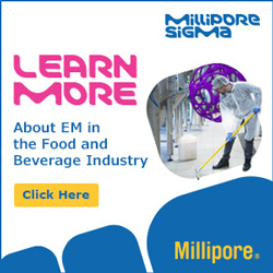Millipore - Learn More about EM in the Food and Beverage Industry